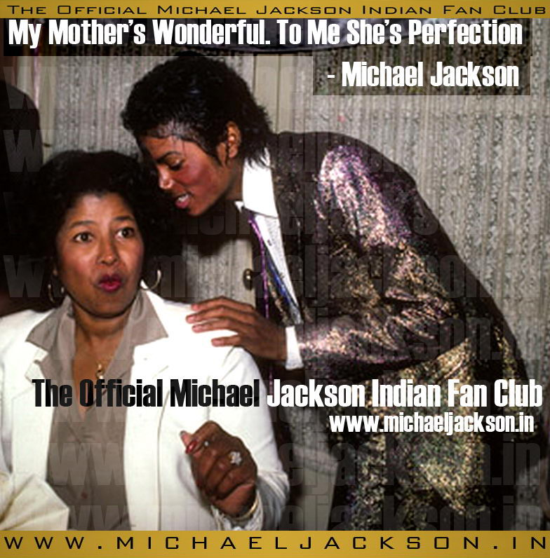 Michael Jackson talks about his mother Katherine Jackson