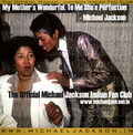 Michael Jackson with his mother Katherine Jackson